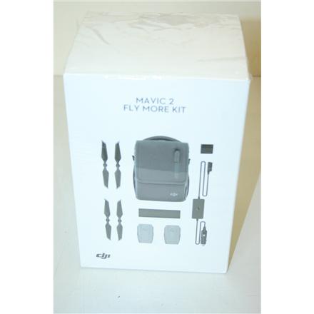 SALE OUT. DJI Mavic 2 Part1 Fly More Kit DJI DJI Mavic 2 Fly More Kit (Accessory Set) UNPACKED BOX