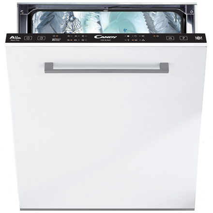 Candy Dishwasher CDI 2D949  Built in, Width 44 cm, Number of place settings 9, Number of programs 7, A++, AquaStop function, White