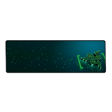 Razer Goliathus Control Gravity Extended Blue, Mouse Pad, Anti-slip rubber base, 294 x 920 x 3 mm