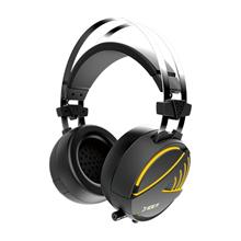 Gamdias Black, Built-in microphone, Surround sound gaming headset, HEBE M1 RGB, USB