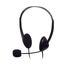 A4Tech iCHAT headset HS-6 3.5mm, Built-in microphone