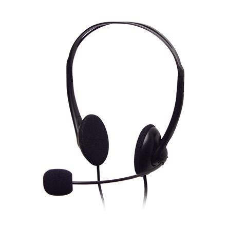 A4Tech iCHAT headset HS-6, 3.5mm, Built-in microphone