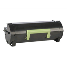 Lexmark 602H High Yield Return Program Toner Cartridge (10K) for MX310dn, MX410de, MX510de, MX511de, MX511dhe, MX610de, MX611de, MX611dhe