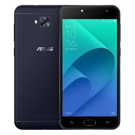 Asus ZenFone 4 Live ZB553KL Deepsea Black, 5.5 , IPS, 1280 x 720 pixels, Qualcomm Snapdragon 425, 8917, Internal RAM 2 GB, 16 GB, microSD, Dual SIM, Nano-SIM, 3G, 4G, Main camera 13 MP, Second camera 13 MP, Android, 7.0, 3000 mAh, Warranty 24 month(