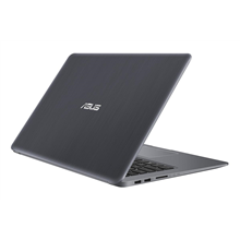 "Asus VivoBook S510UF Grey Metal, 15.6 "", FHD, 1920 x 1080 pixels, Matt, Intel Core i5, i5-8250U, 8 GB, DDR4, SSD 256 GB, NVIDIA GeForce MX130, GDDR5, 2 GB, Endless OS, 802.11 ac, Bluetooth version 4.1, Keyboard language English, Russian, Keyboard bac"