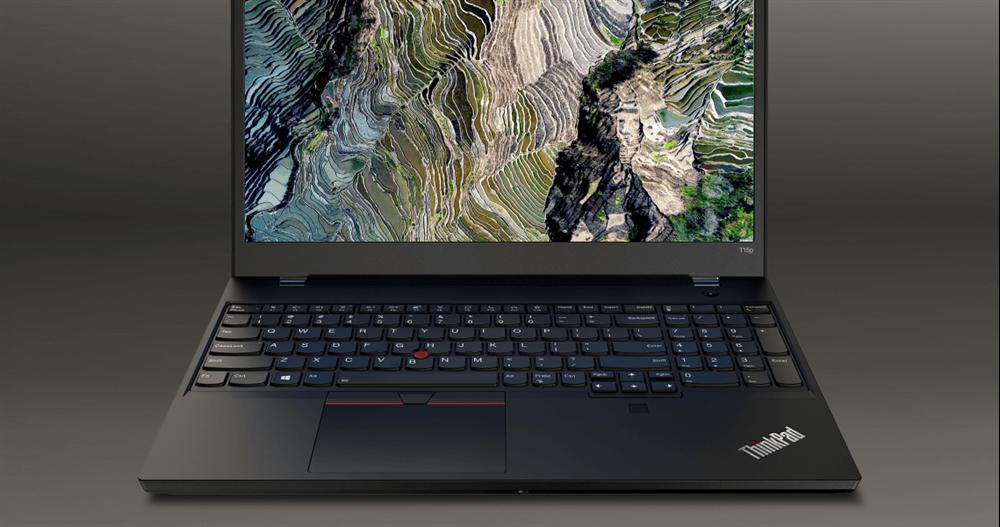 Lenovo  ThinkPad T15p (Gen 1) Black