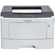 Lexmark MS317dn  printer 35SC080 Mono, Laser, Printer, Grey/ white, A4