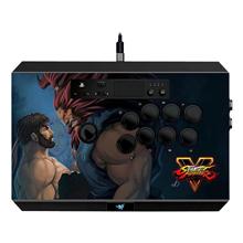 Razer Street Fighter V Razer Panthera Arcade Stick for PlayStation4 Razer