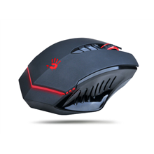 A4Tech Bloody Gaming Mouse V8M Wired USB, with metal feet (Black)