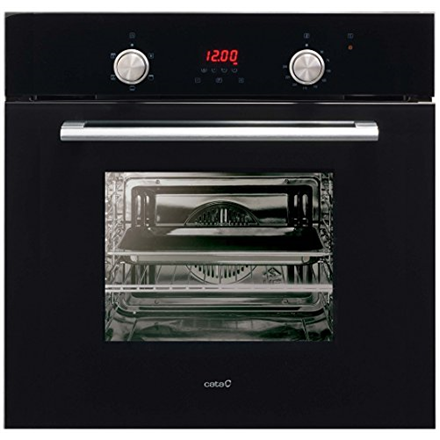 CATA Oven HORNO ME 605 TC Built in, 50 L, Black, Easy clean system, Mechanical, Height 58 cm, Width 60 cm,