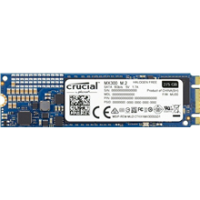 Crucial MX300 Crucial MX300 275 GB, SSD interface M.2, M.2, 275 GB