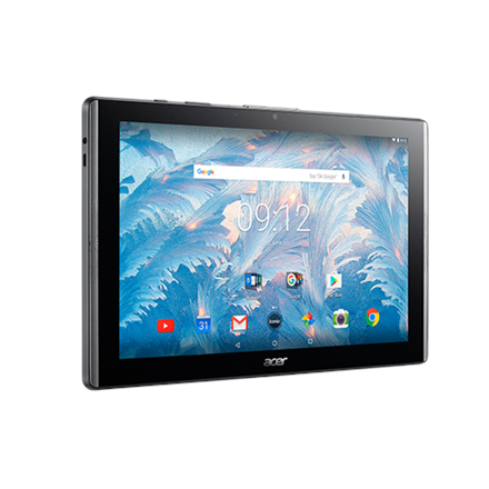 Acer Iconia One 10 B3-A40FHD 10.1 , Black, 10-finger touch, IPS, 1920 x 1200 pixels, MTK, MT8167A, 2 GB, LPDDR3, 16 GB, Bluetooth, 4.1, 802.11a b g n ac, Front camera, 2 MP, Rear camera, 5 MP, Android, 7.0