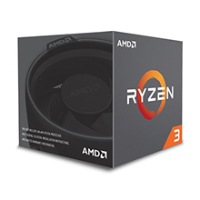 AMD Ryzen 5 1500X, 3.5 GHz, AM4, Processor threads 8, Packing Retail, Cooler included, Component for PC