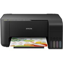 """Epson """"EcoTank"""" L3150 Colour, Epson Micro Piezo™ print head, A4, Wi-Fi, Black"""