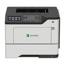 Lexmark Printer MS622de Mono, Monochrome Laser, A4, Grey/ black