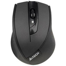 A4Tech mouse N-600X V-Track padless mouse, black