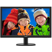 "Philips 273V5LHAB/00 27 "", TN, FHD, 1920 x 1080 pixels, 16:9, 1 ms, 300 cd/m², Black"