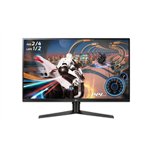 "LG 32GK650F-B 32"" Class QHD Gaming Monitor with FreeSync™, 16:9, 2560X1440, 178/178/, 5ms,"