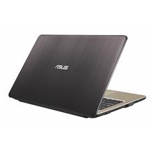 "Asus VivoBook X541NA Black Chocolate, 15.6 "", HD, 1366x768 pixels, Matt, Intel Celeron, N3350, 2 GB, DDR3L, HDD 500 GB, 5400 RPM, Intel HD, Without ODD, Endless, 802.11 b/g/n, Bluetooth version 4.0, Keyboard language English, Russian, Battery warrant"