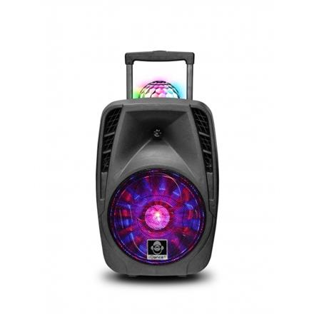 iDance Bluetooth Speaker Groove 216 100 W, Portable, Black, Bluetooth