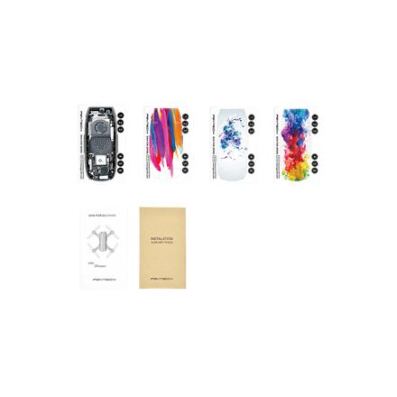 DJI Skins for Spark, 4pcs(D3