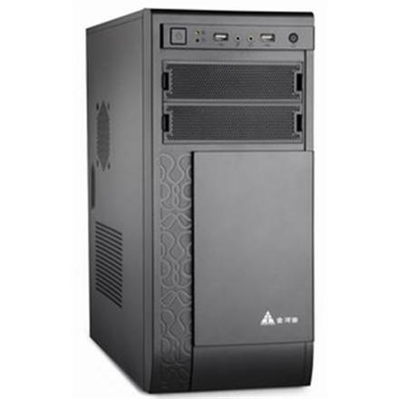 პერსონალური კომპიუტერი G4400 ბაზაზე 4 GB ოპერატიულით 120გბ SSD და დისკის წამკითხავით