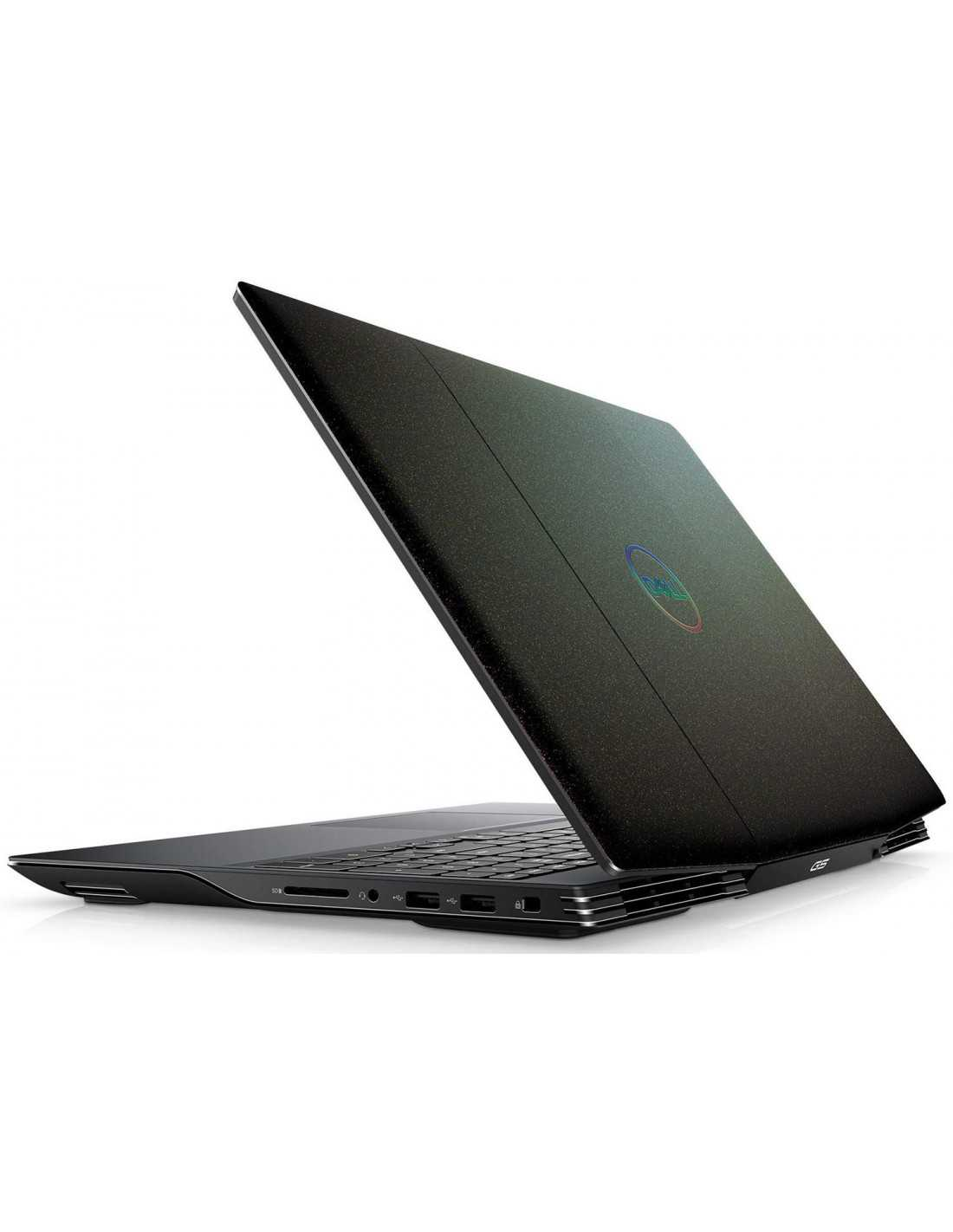 Dell  G5 15 5500 Black/Blue logo