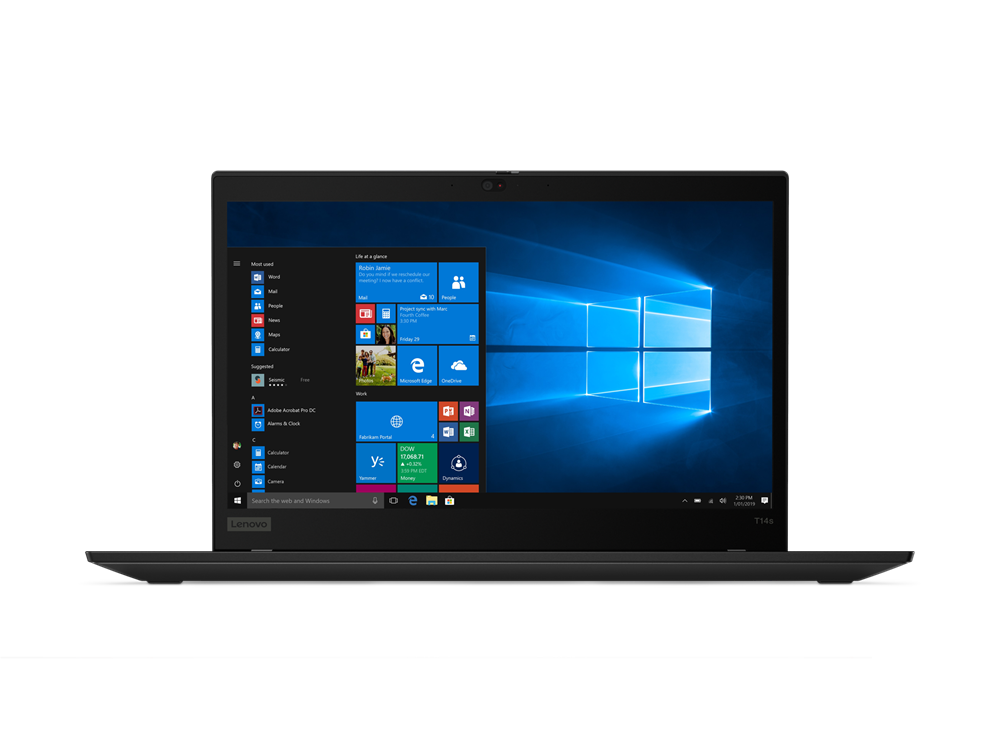 Lenovo  ThinkPad T14s (Gen 1) Black