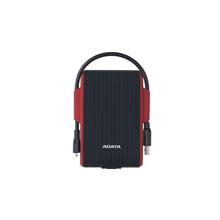 """ADATA External Hard Drive HD725 1000 GB, 2.5 """", USB 3.1, Red"""