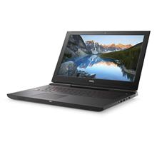 """Dell Inspiron 15 7577 Black, 15.6 """", IPS, Full HD, 1920 x 1080 pixels, Matt, Intel Core i5, i5-7300HQ, 8 GB, DDR4, SSD 256 GB, NVIDIA GeForce 1060, GDDR5, 6 GB, Linux, 802.11ac, Bluetooth version 4.2, Keyboard language English, Russian, Keyboard back"""