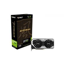 Palit JetStream NVIDIA, 6 GB, GeForce GTX 1060, GDDR5, PCI Express 3.0, Processor frequency 1506 MHz, Memory clock speed 8000 MHz, DVI-D ports quantity 1, HDMI ports quantity 1