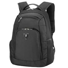 """Sumdex PON-392BK Fits up to size 16 """", Black, Shoulder strap, Polyester, Backpack"""