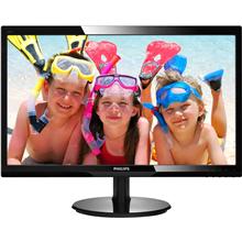 """PHILIPS 246V5LSB 24"""" (61cm) TFT WLED LCD 1920x1080 (16:9) Full HD/ 250cdqm / 10M:1 (typ"""