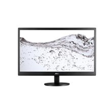 "AOC e2770Sh 27 "", Full HD, 1920 x 1080 pixels, 16:9, LED, TN+Film, 2 ms, 250 cd/m², Black"
