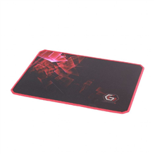 Gembird MP-GAMEPRO-S Black, Gaming mouse pad, natural rubber foam + fabric, 200x250x3 mm