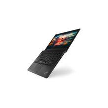 "Lenovo ThinkPad A485 Black, 14 "", IPS, Full HD, 1920 x 1080 pixels, Matt, AMD, Ryzen 5 PRO"
