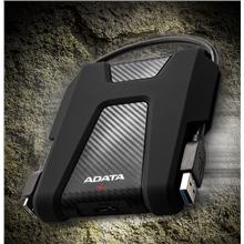 ADATA 1TB External Hard Drive HD680 BLACK COLOR BOX