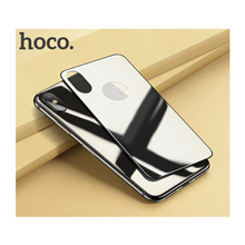 hoco. Anti-fingerprint full screen curved surface matte ( A3 ) Screen protector, Apple, iPhone X, Tempered glass, Black
