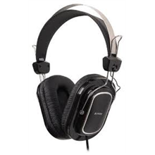 A4Tech HEADPHONE HS-50, Black