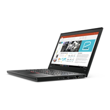 "Lenovo ThinkPad A275 Black, 12.5 "", IPS, Full HD, 1920 x 1080 pixels, Matt, AMD, AMD PRO"