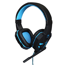 Aula LB01 Gaming Headset 2 x 3.5 mm, USB (for illumination), Built-in microphone