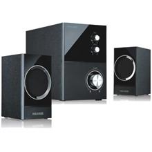 Microlab M-223 2.1 Speakers/ 17W RMS (4Wx2+9W)