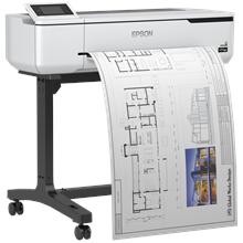 Epson Large format printer - technical SC-T3100 Colour, Inkjet Ultrachrome® XD2,