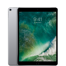"Apple IPad Pro 10.5 "", Space Gray, Multi-Touch, Retina display, 2224x1668 pixels, Triple core,"
