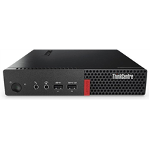 Lenovo ThinkCentre M710q (10MQS5M000) i3-7100T, 4GB, 500GB HDD, WIN10 Pro