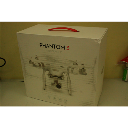 SALE OUT. DJI Phantom 3 Advanced Drone (EU) DJI DAMAGED PACKAGING