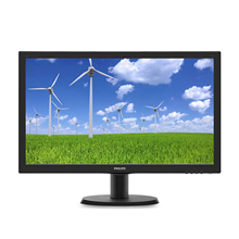 "Philips 243S5LDAB/00 23.6 "", TN, FHD, 1920 x 1080 pixels, 16:9, 1 ms, 250 cd/m², Black"