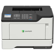Lexmark MS521dn Mono, Monochrome Laser, Printer, A4, Grey/ black