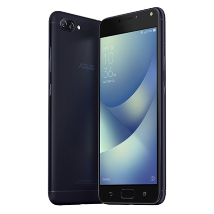 Asus ZenFone 4 Max Pro ZC554KL Deepsea Black, 5.5 , IPS, 1280 x 720 pixels, Qualcomm Snapdragon 430, MSM8937, Internal RAM 3 GB, 32 GB, microSD, Dual SIM, Nano-SIM, 3G, 4G, Main camera 13 MP, Second camera 5 MP, Android, 7.0, 5000 mAh, Warranty 24 m