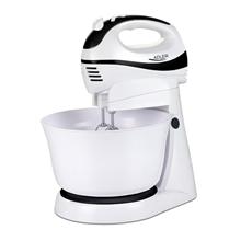 Adler AD 4206 Mixer with bowl, 5 speed, Turbo buton, 300W, White